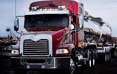 mack trucks   vision truck group